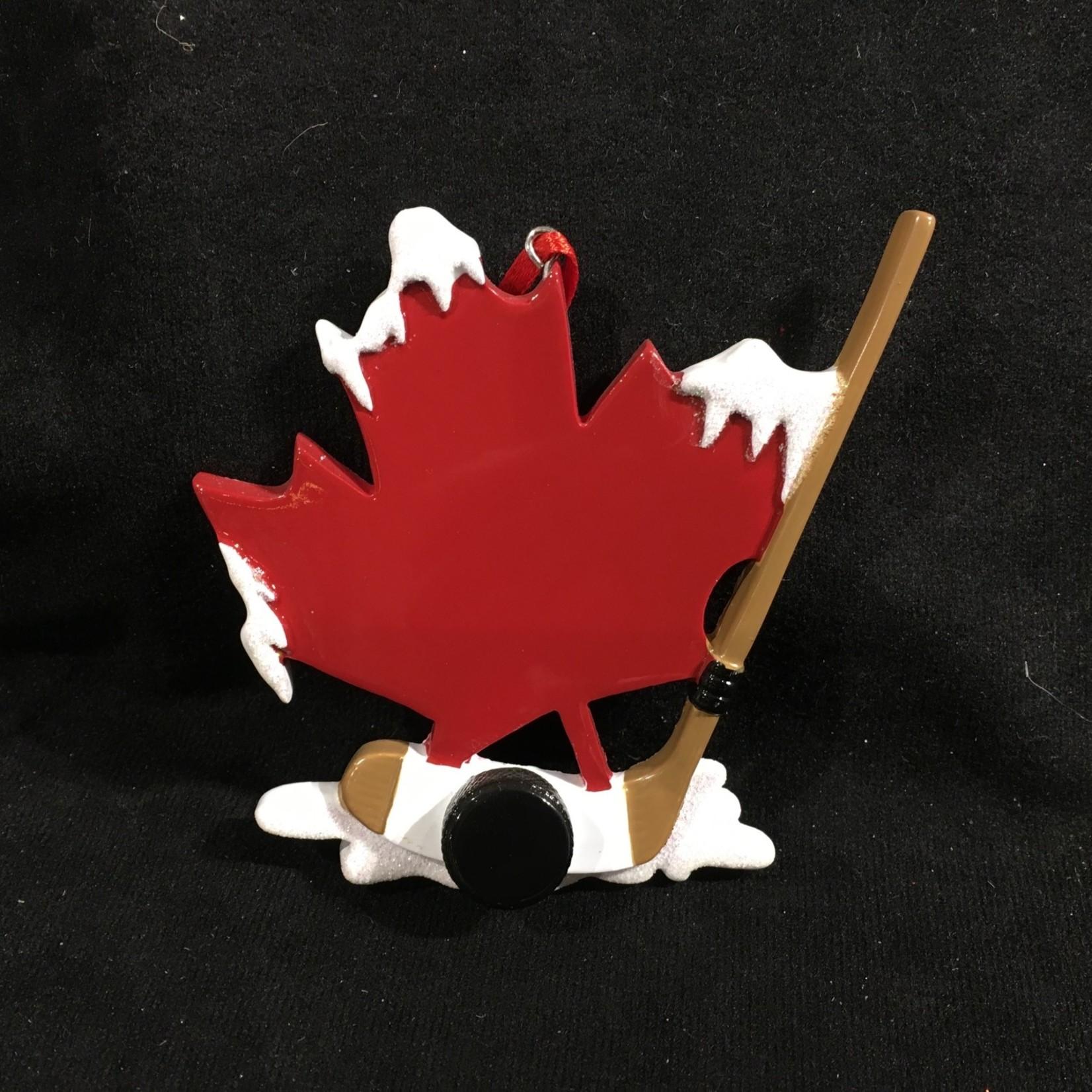 Canadian Hockey Orn