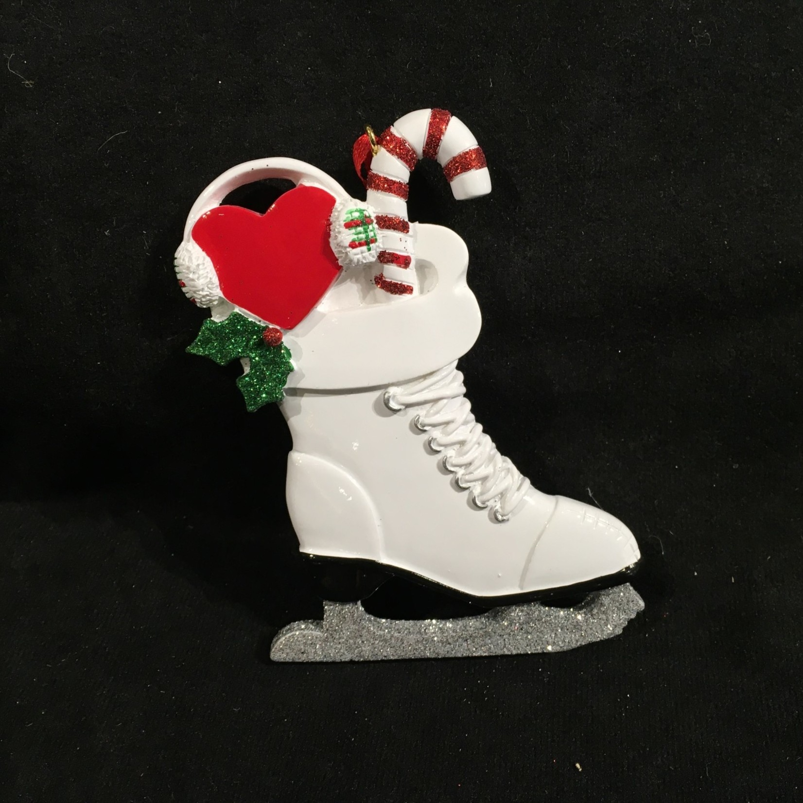 **Ice Skate Stocking Orn