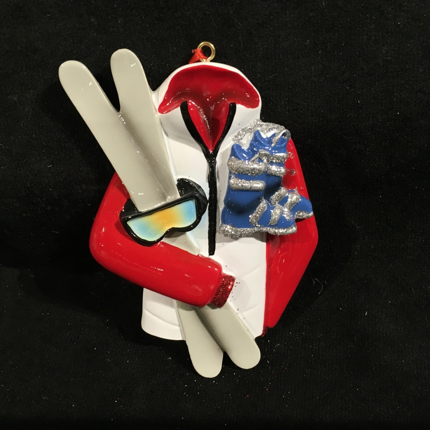 Ski Jacket Ornament