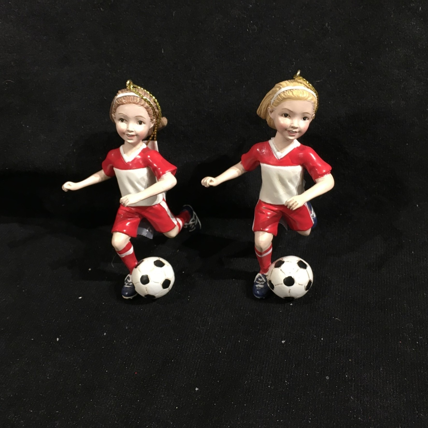 Soccer Girl Orn 2A