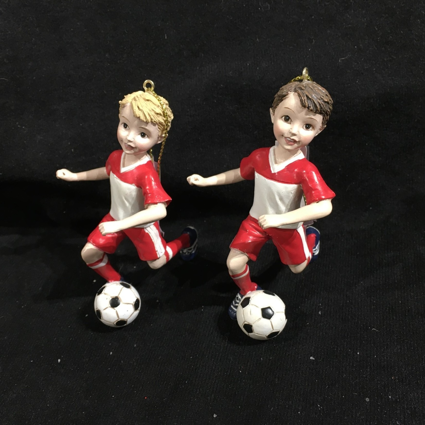 Soccer Boy Orn 2A