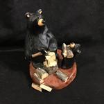 """5"""" Daddy's Little Helper Bear Figurine"""