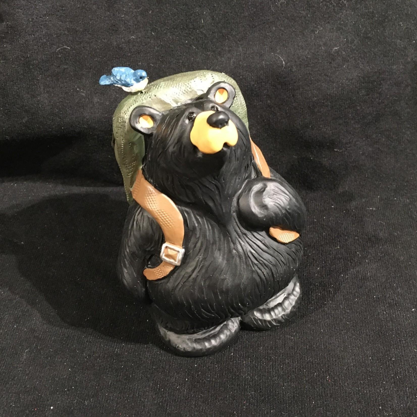 "5"" Walk About Bear Figurine"