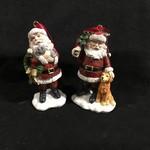 Santa w/ Pet Orn 2A