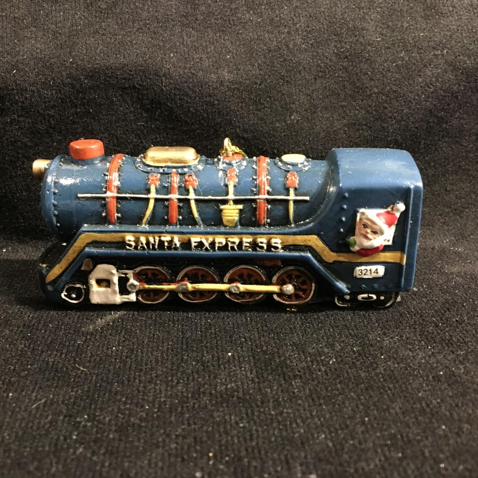 **Santa Express Train Orn