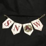 "24"" Snow Banner"