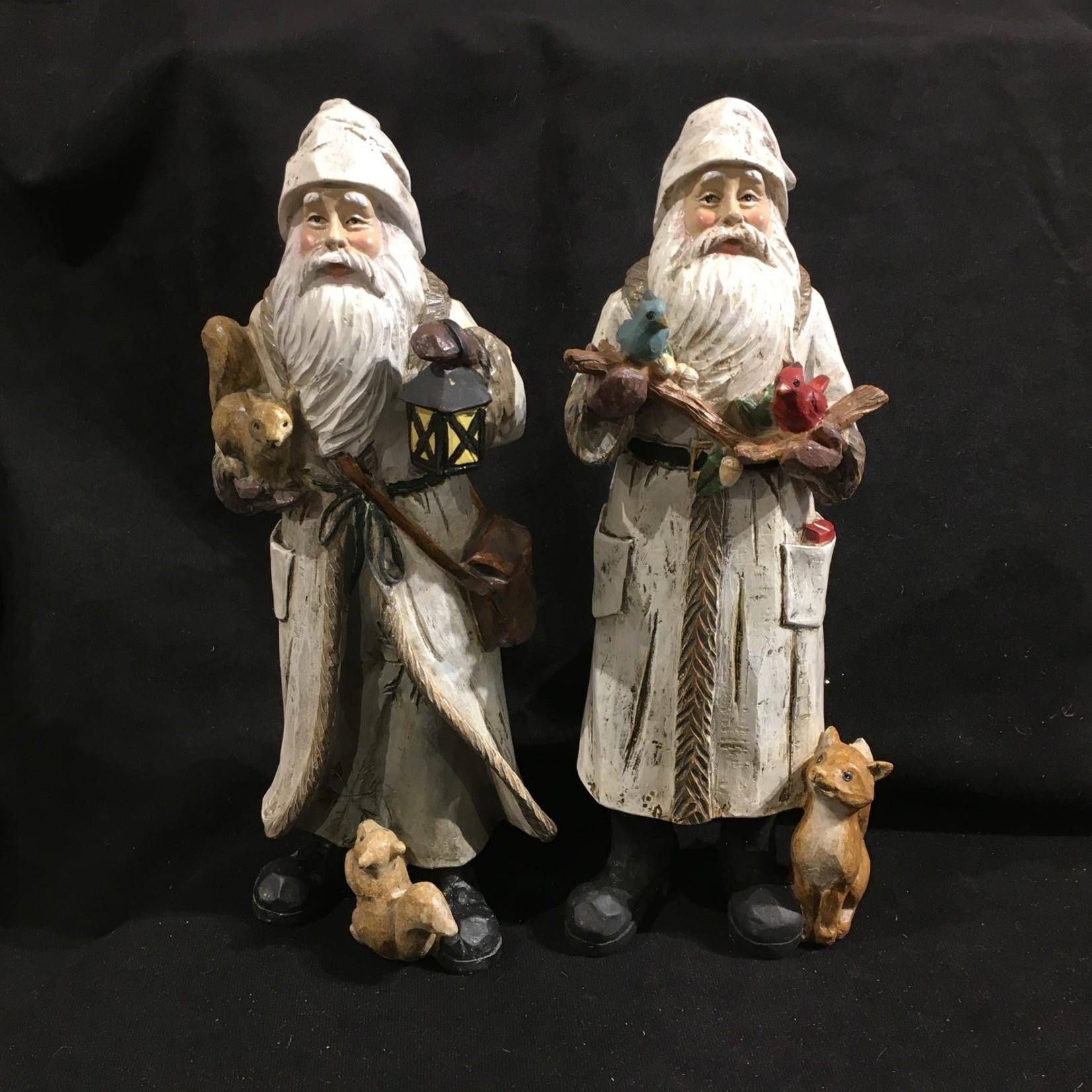 "**12"" Father Christmas Figurine 2A (no box)"