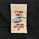 It's Beer Thirty Tea Towel