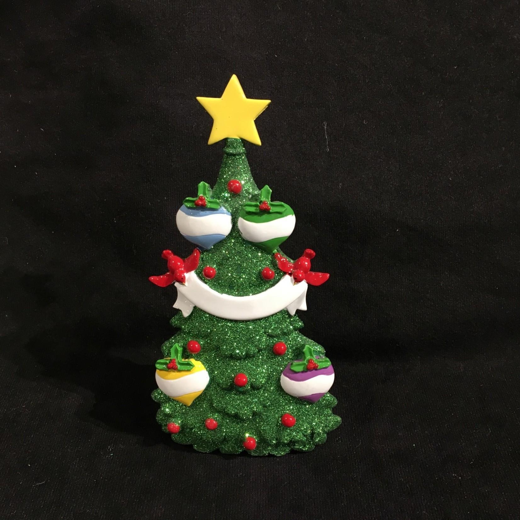 """6.5"""" TT Green Tree - 4"""