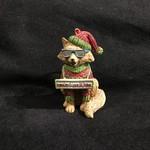 Sloth/Owl/Fox Orn. 3A