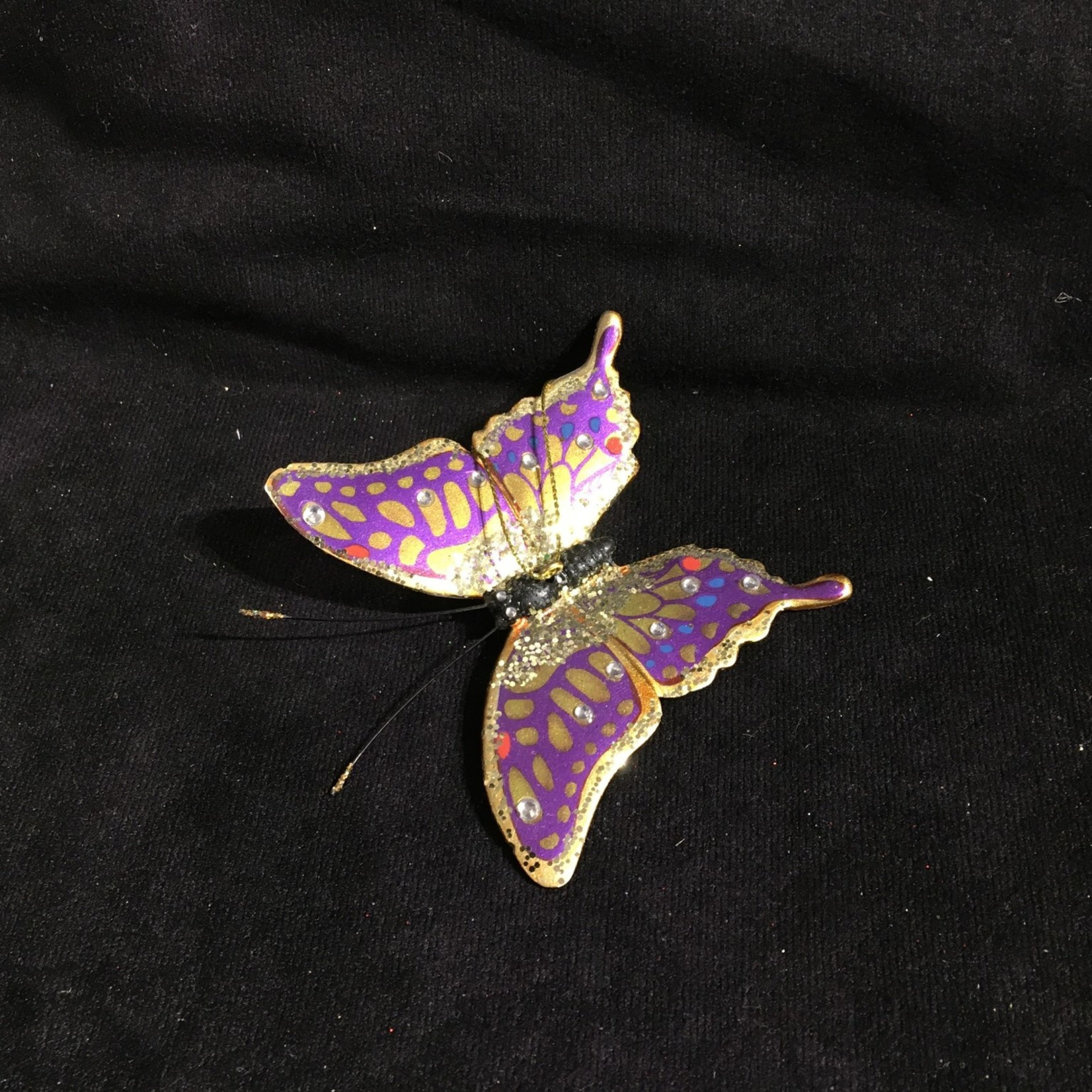 """4"""" Butterfly Ornament 3A"""