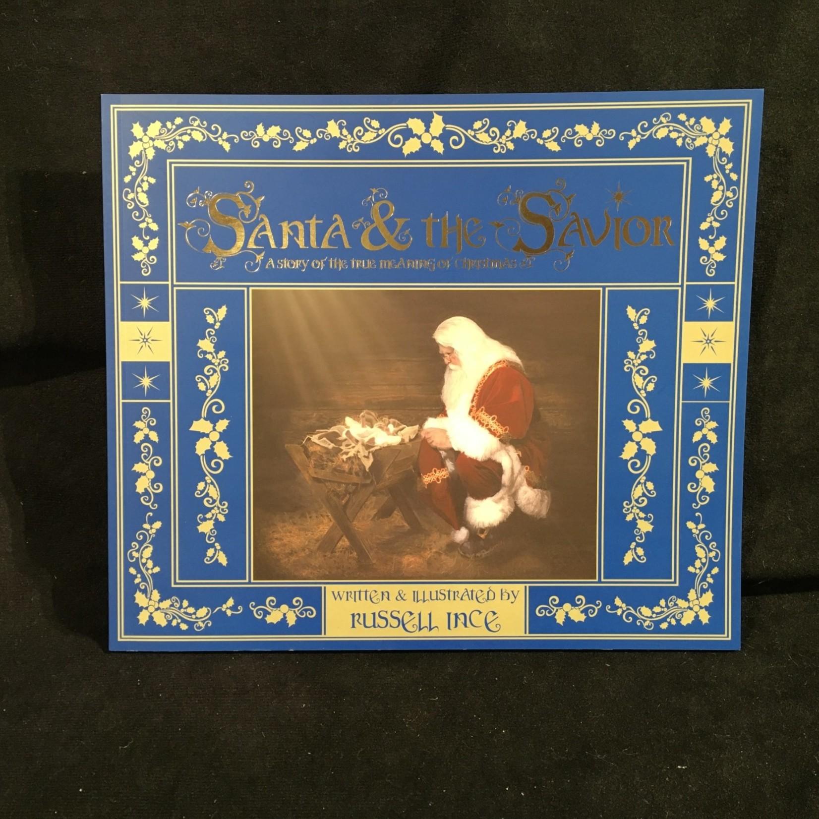 **Santa and the Saviour Book
