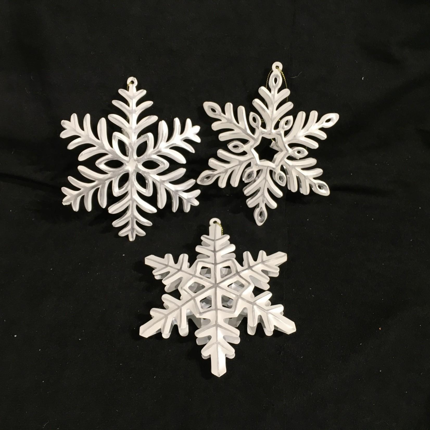 """**6"""" Metal Snowflake 3A"""