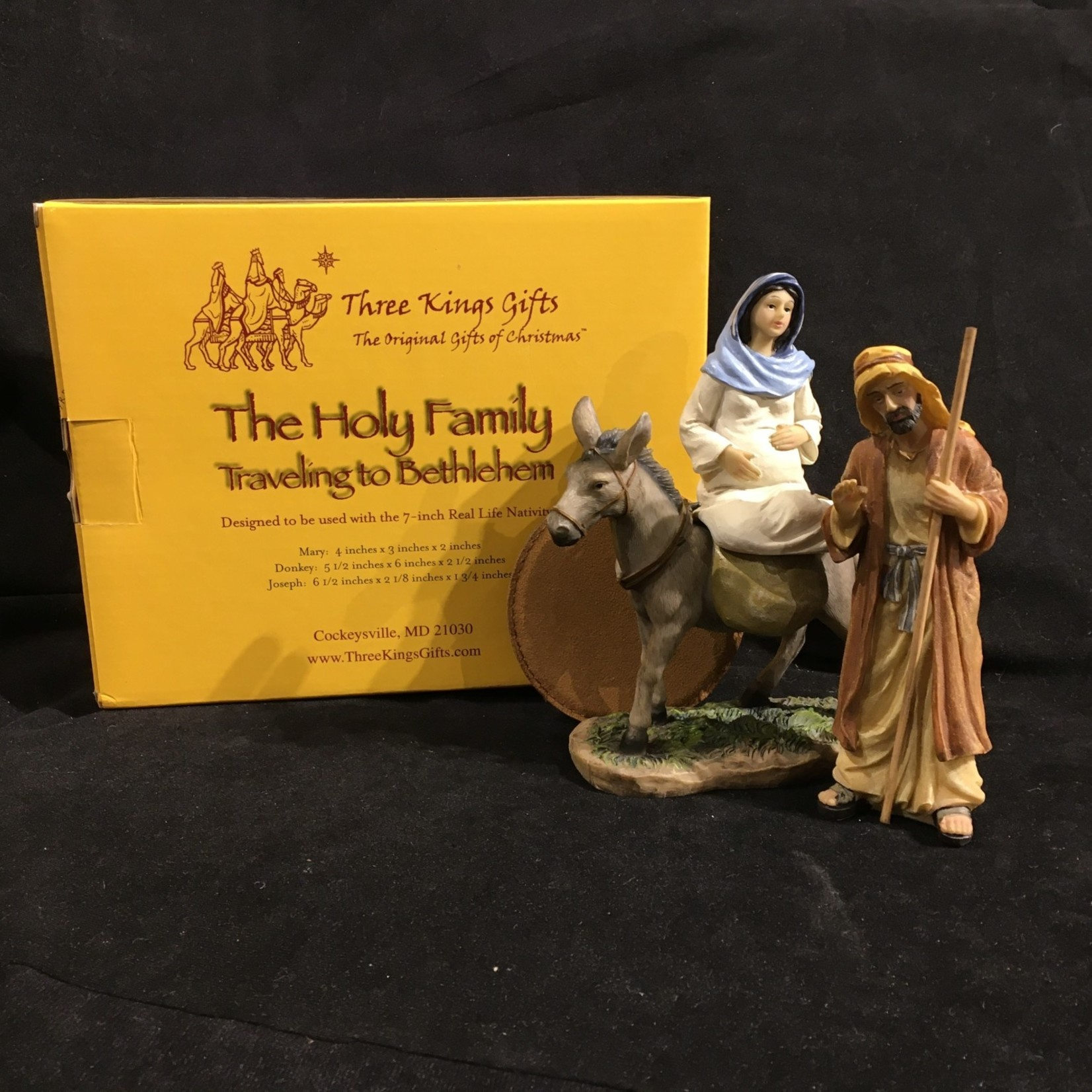 Travelling Holy Family