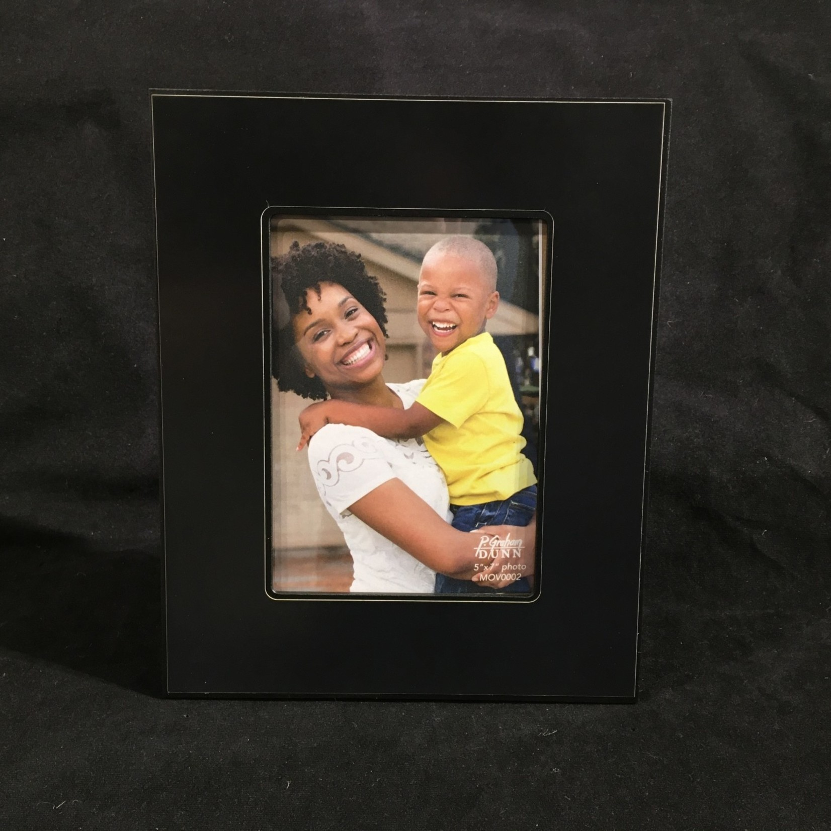 5x7 Photo Frame - Black