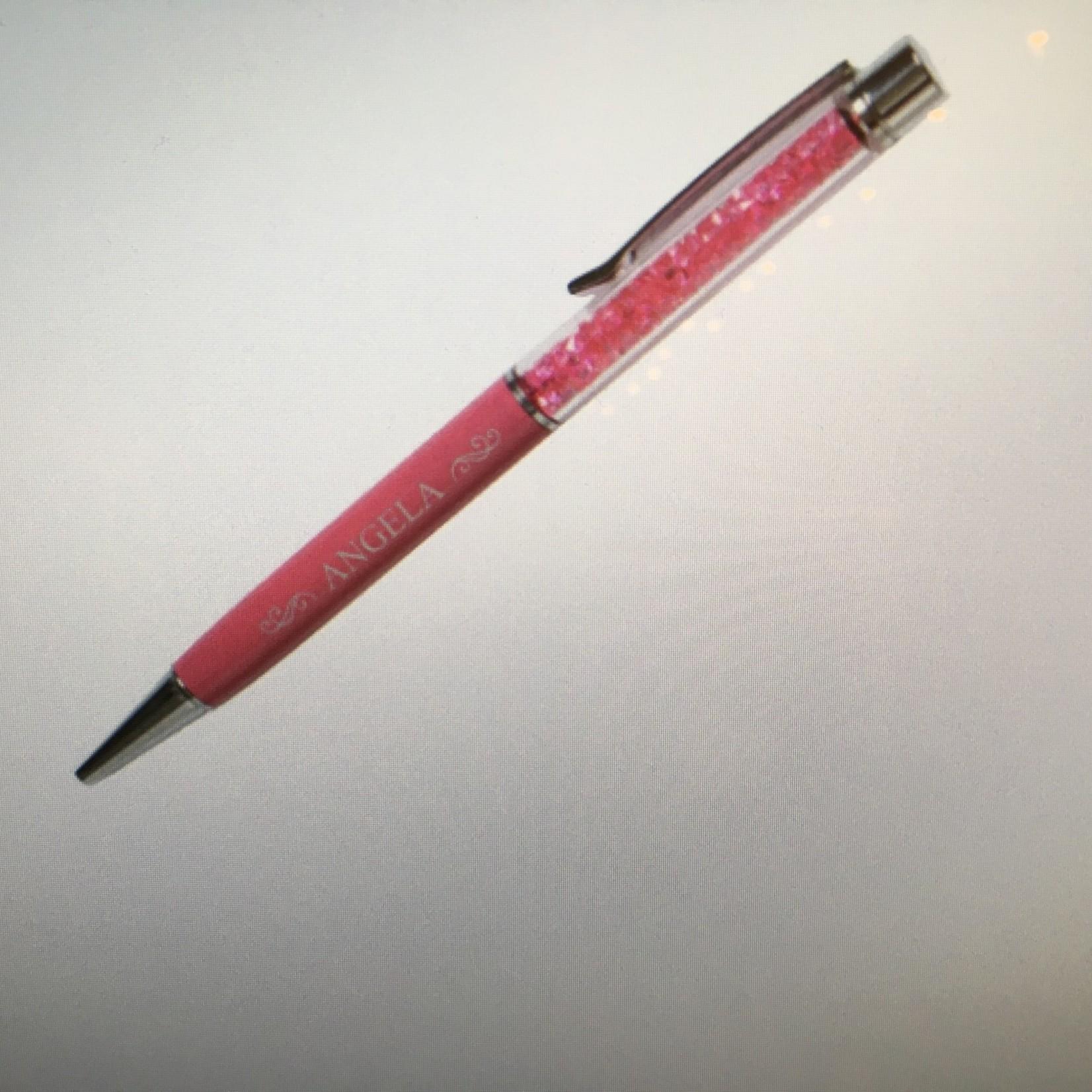 Jewel Pen - Pink