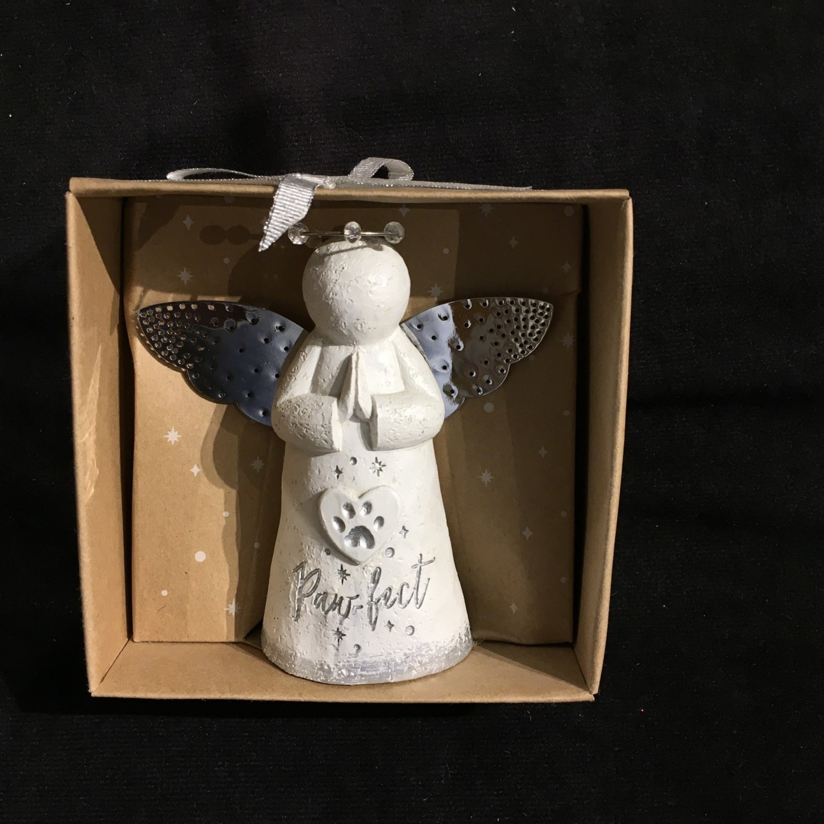 """**4"""" Family Angel Figures 8A"""