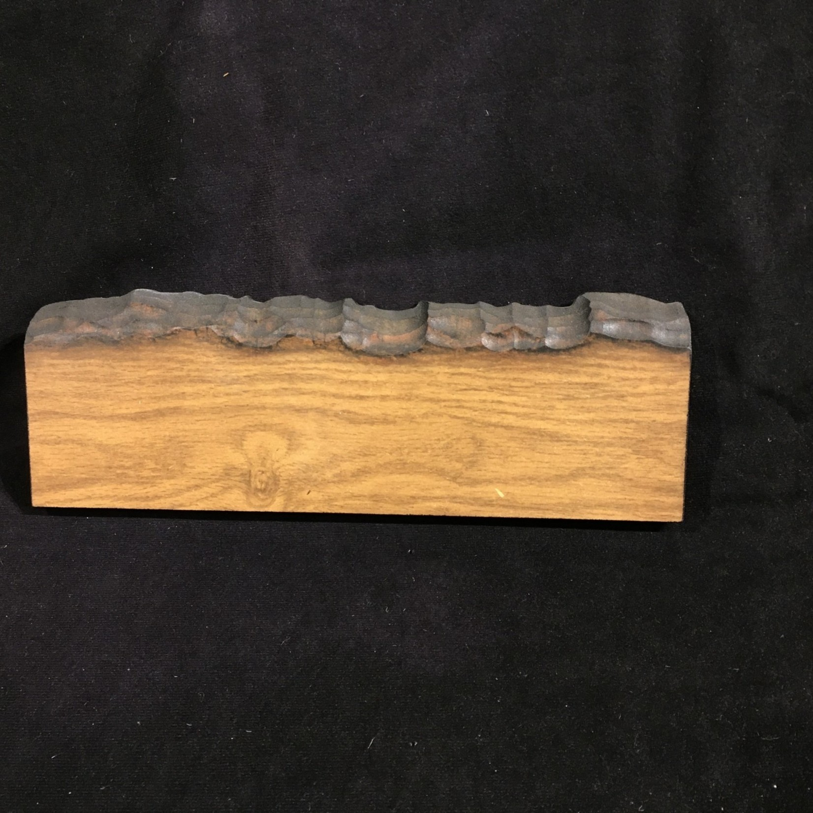 """Sliced Log Sign (11.75 x 4"""")"""