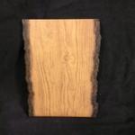 """Sliced Log Sign (9 x 12"""")"""