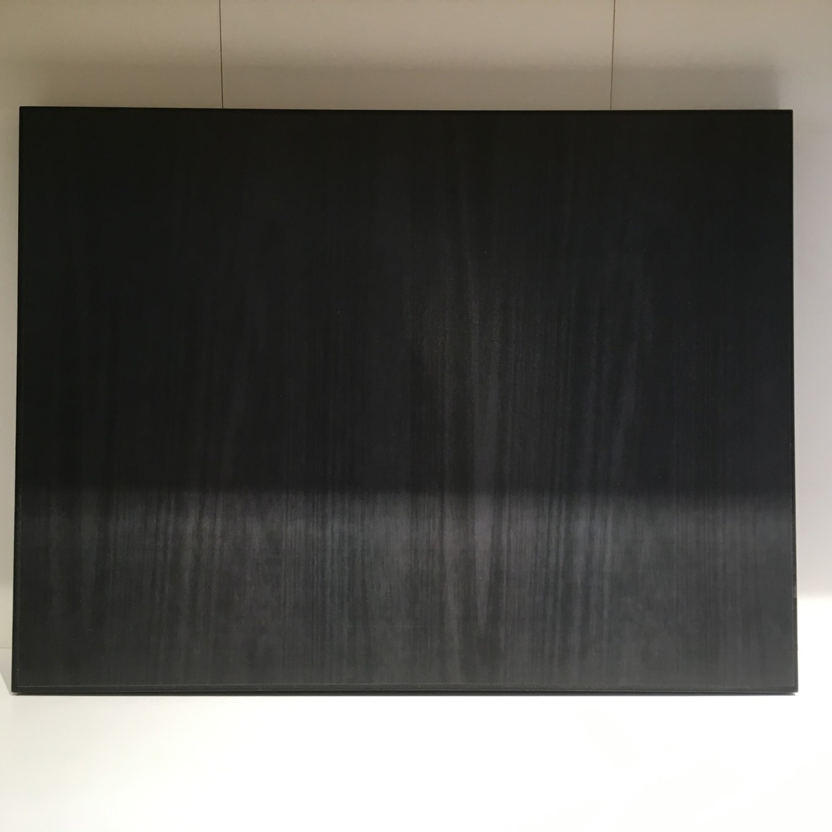 "Black Sign (12x16"")"