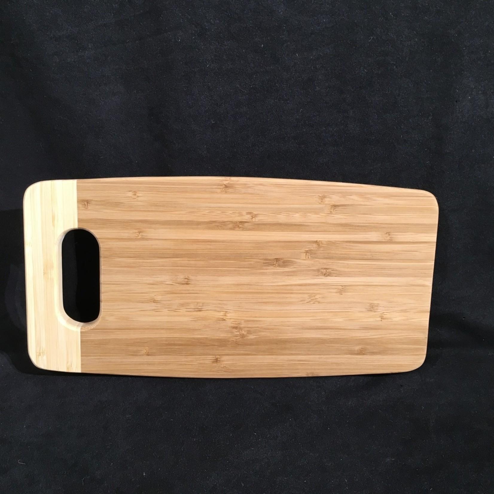 "Bamboo Cutting Board 14x7"""