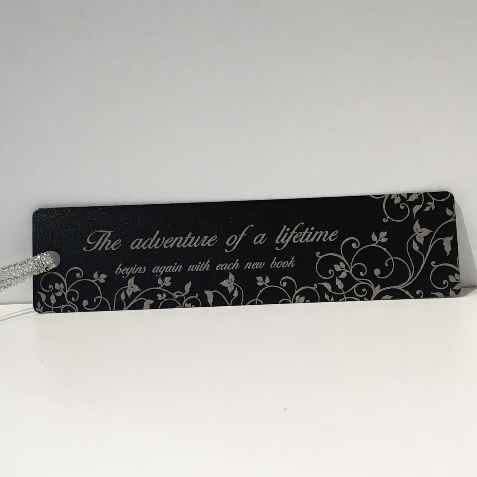 Personalized Metal Bookmark (Asst Colours)