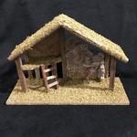 "Nativity Creche Only 15x10"""