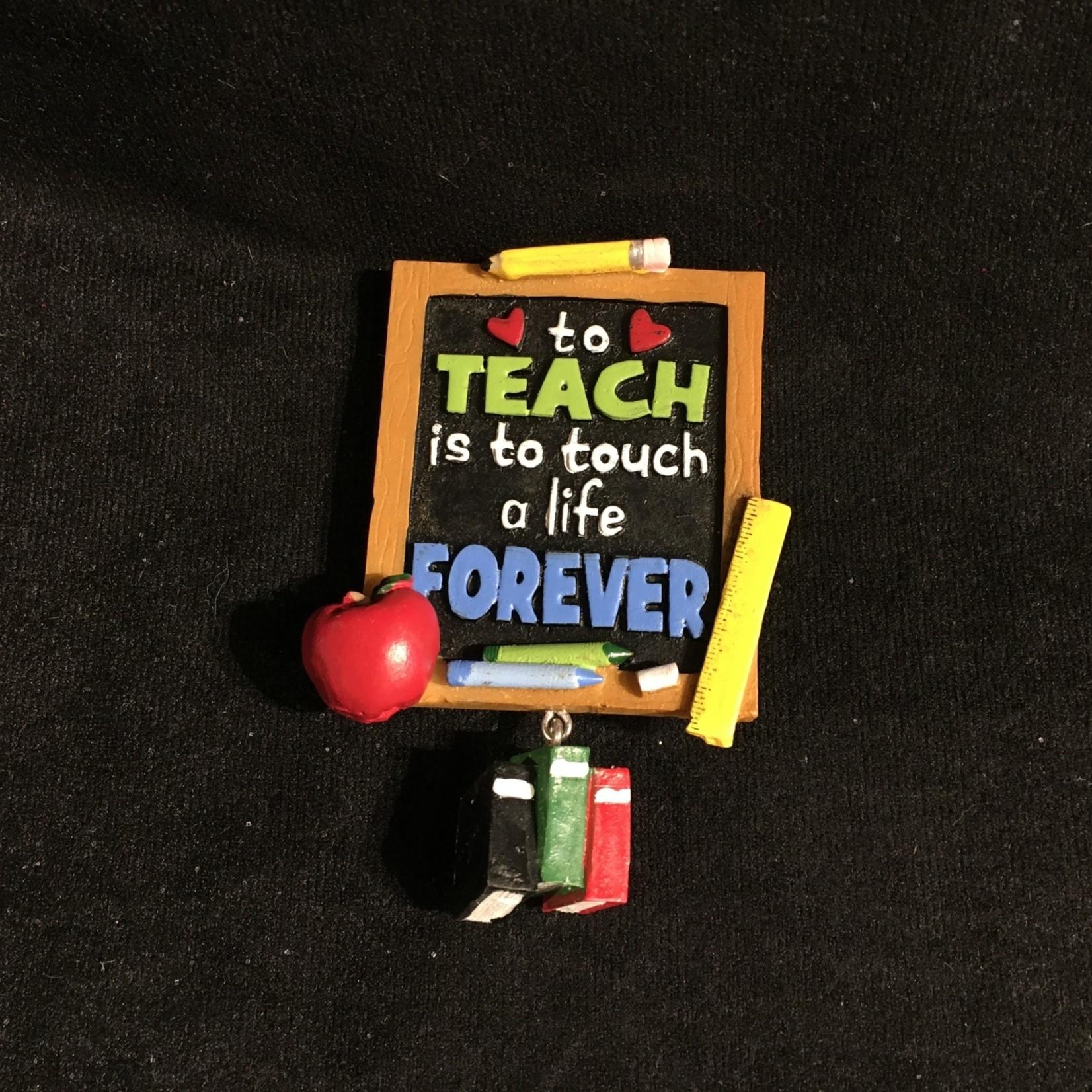 Blackboard Teacher Orn