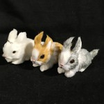 Furry Rabbit Orn 3A