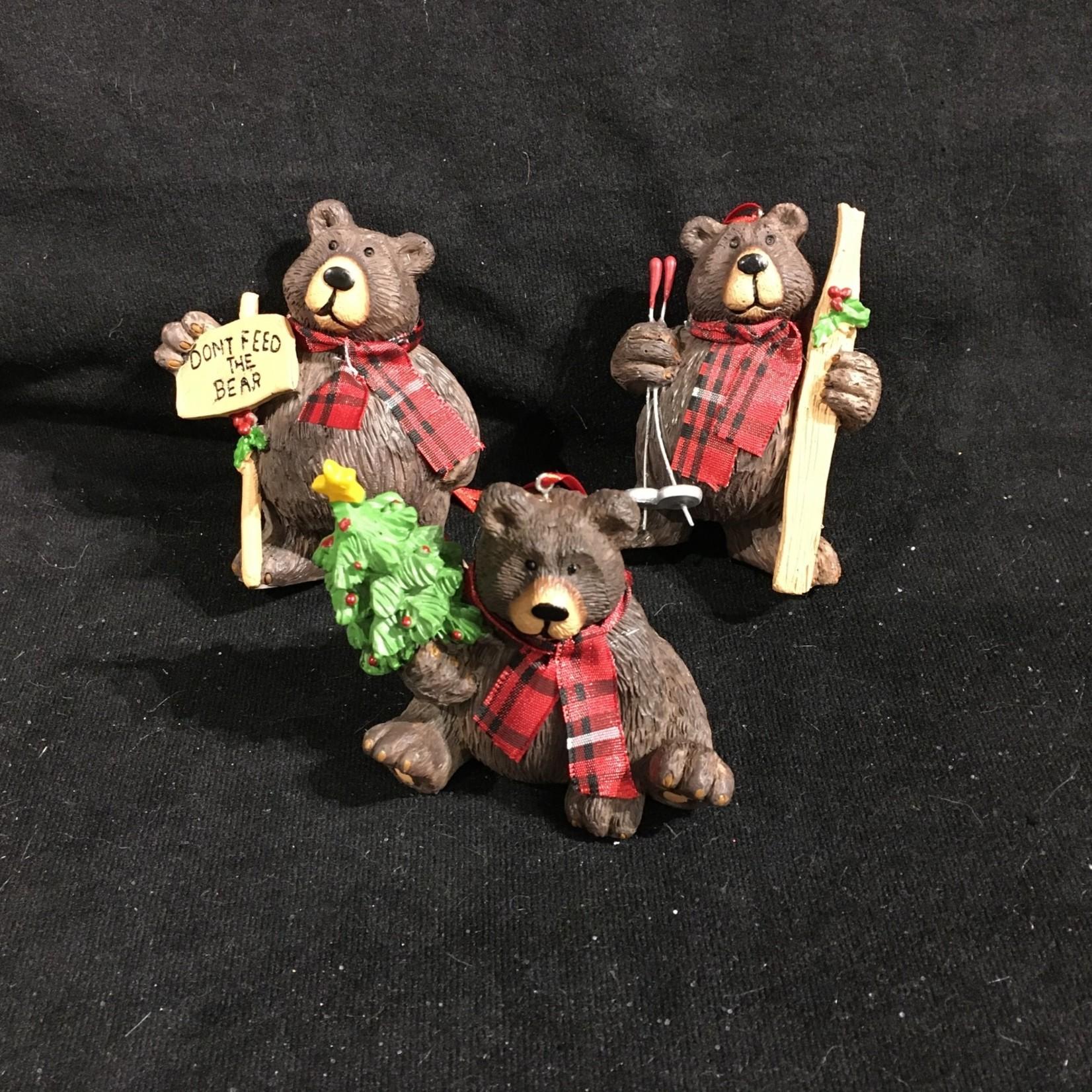 Lodge Bear Orn 3A