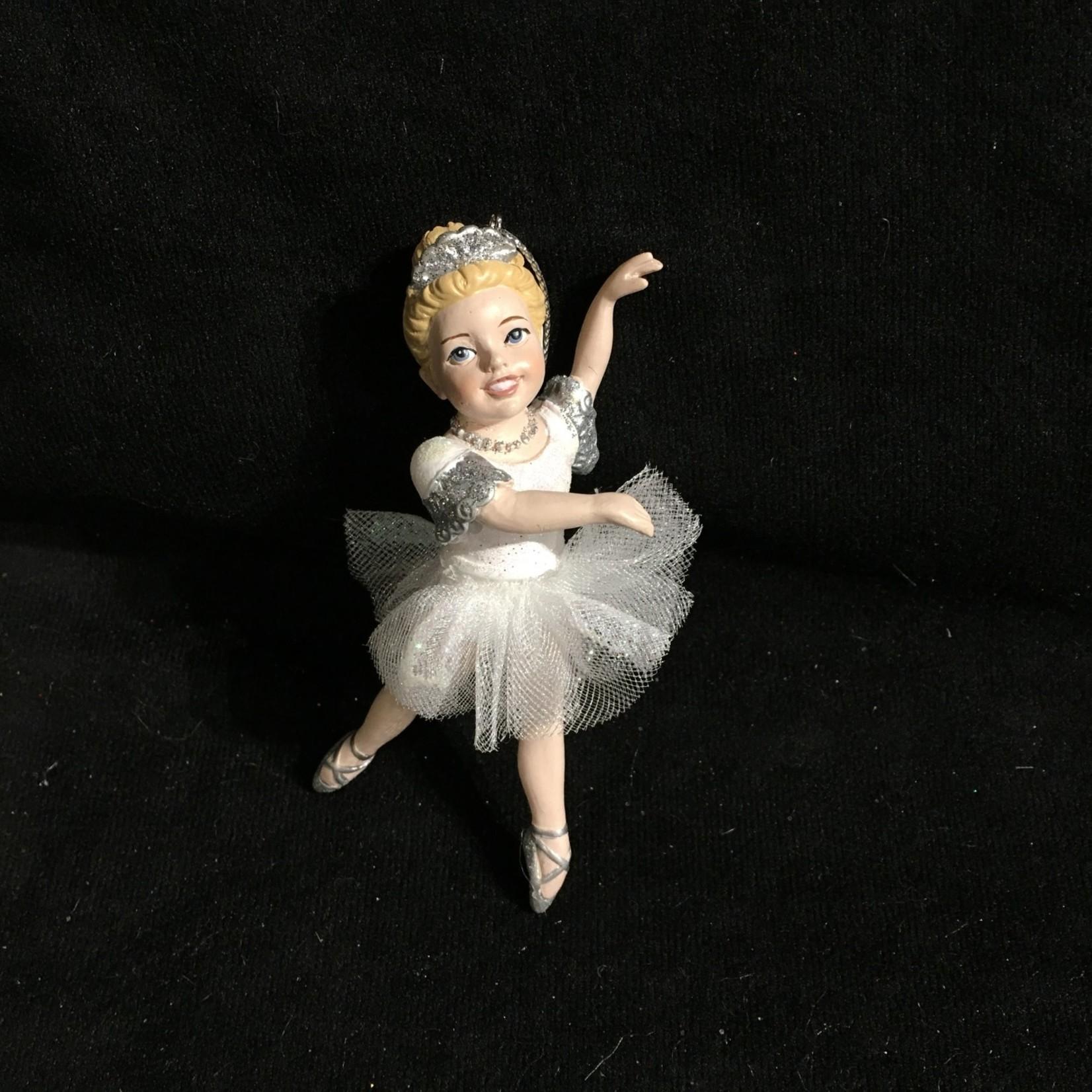 Nutcracker Queen Ballerina Orn.