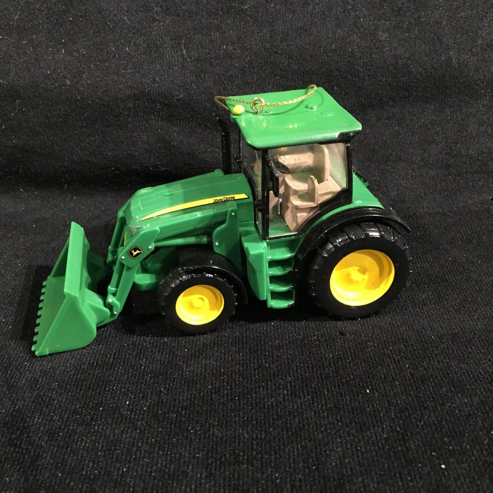 """5"""" John Deere Tractor w/Loader Orn."""