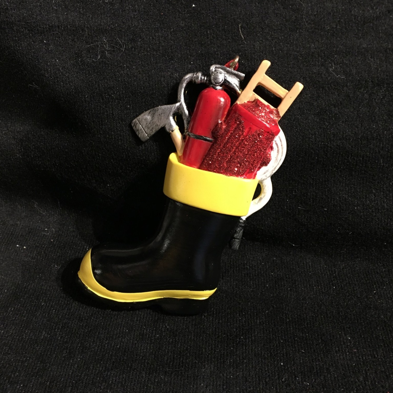 Fire Fighter Tools Orn