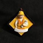 Construction Guy Ornament
