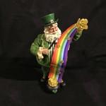 """11"""" Irish Santa Figurine"""