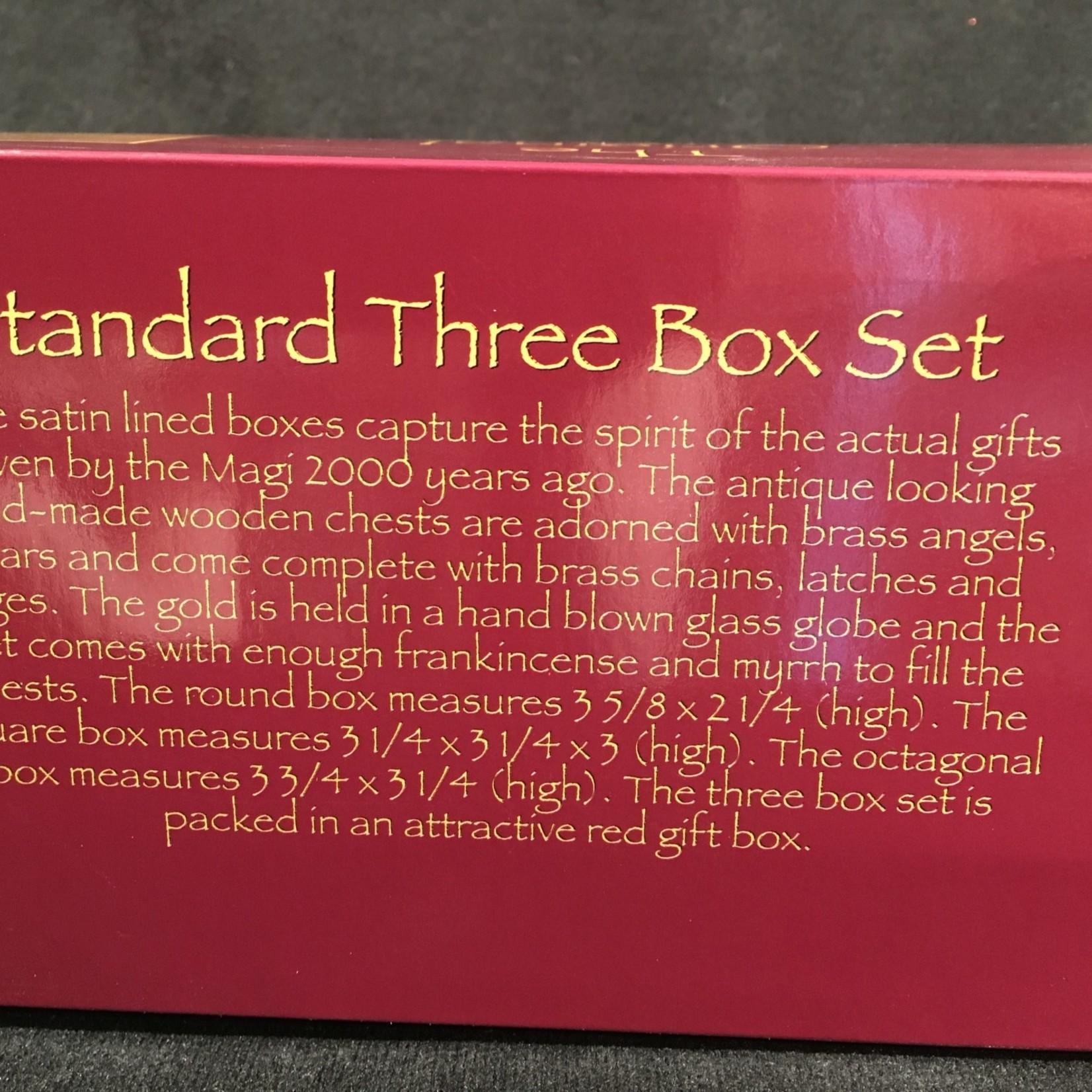 Gold/Frank/Myrrh 3 Box Set