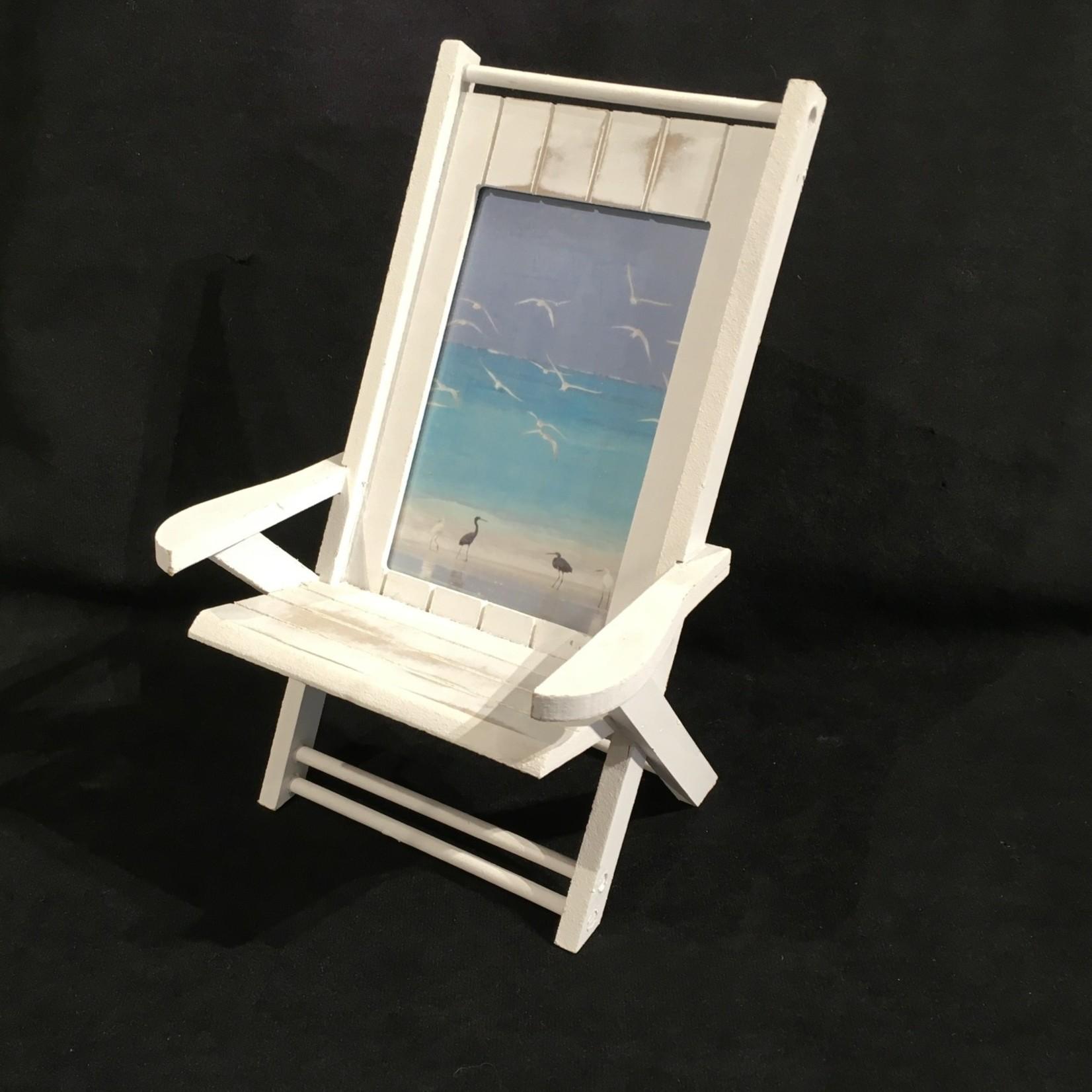 "Muskoka Chair Photo Frame - 3.5x5.5"" photo"