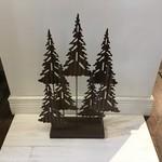 """6.75x15"""" Metal Tabletop Trees (no box)"""