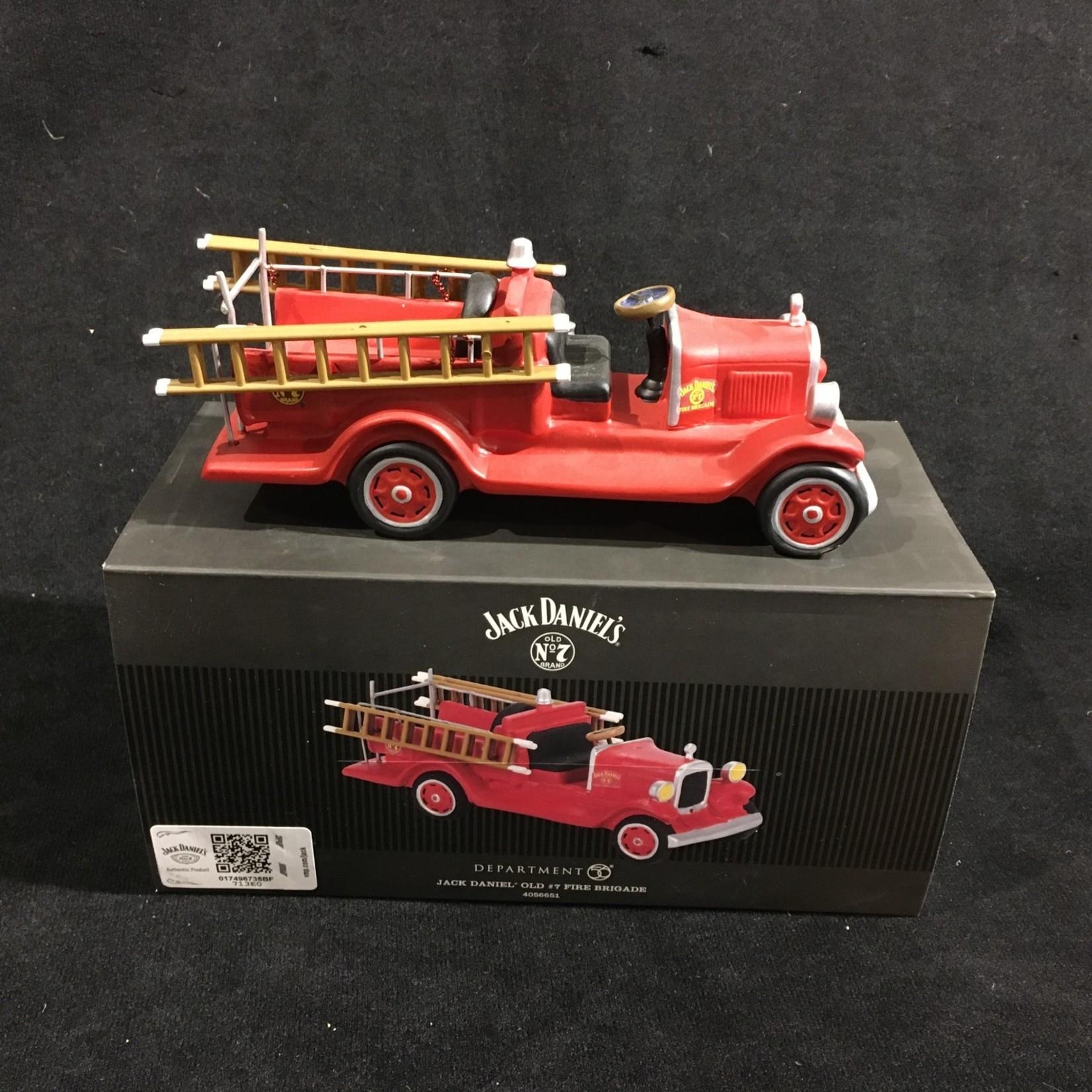 "6x2"" Jack Daniel's Fire Truck"