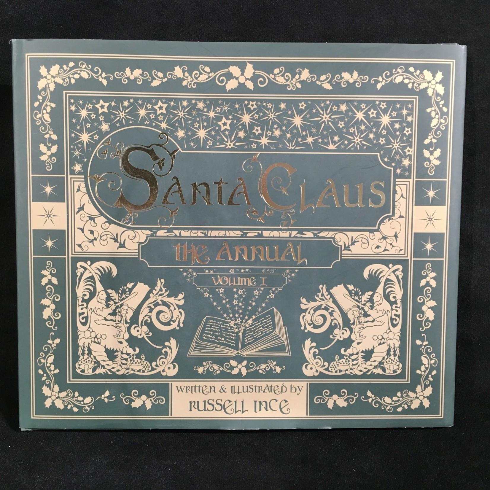 Santa Claus the Annual Book