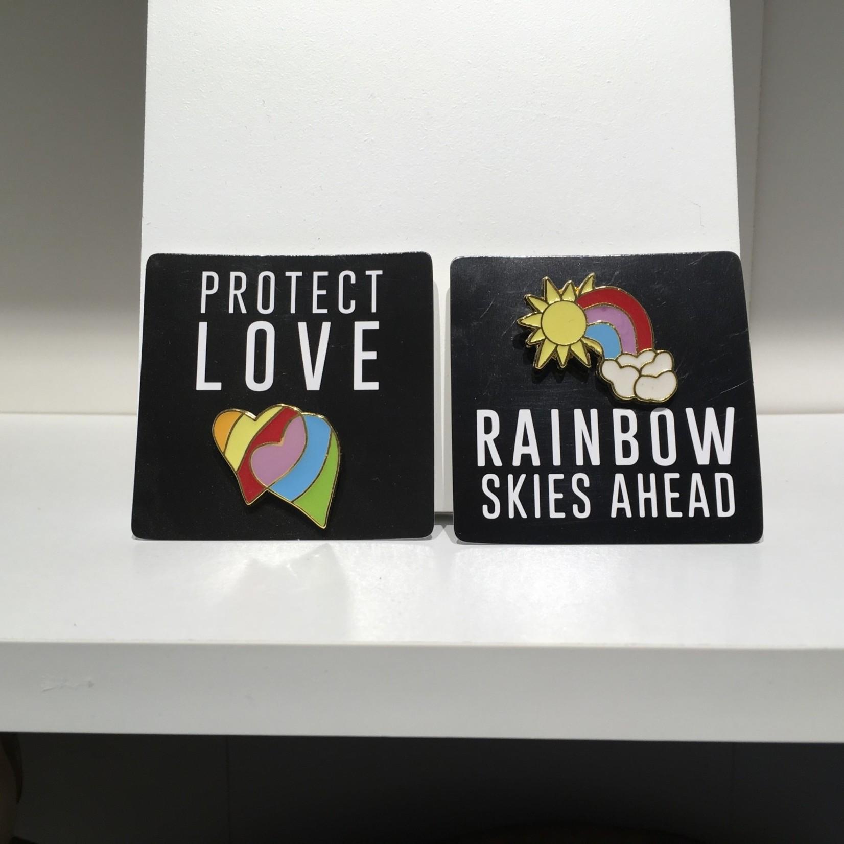 **Rainbow Pins 4A