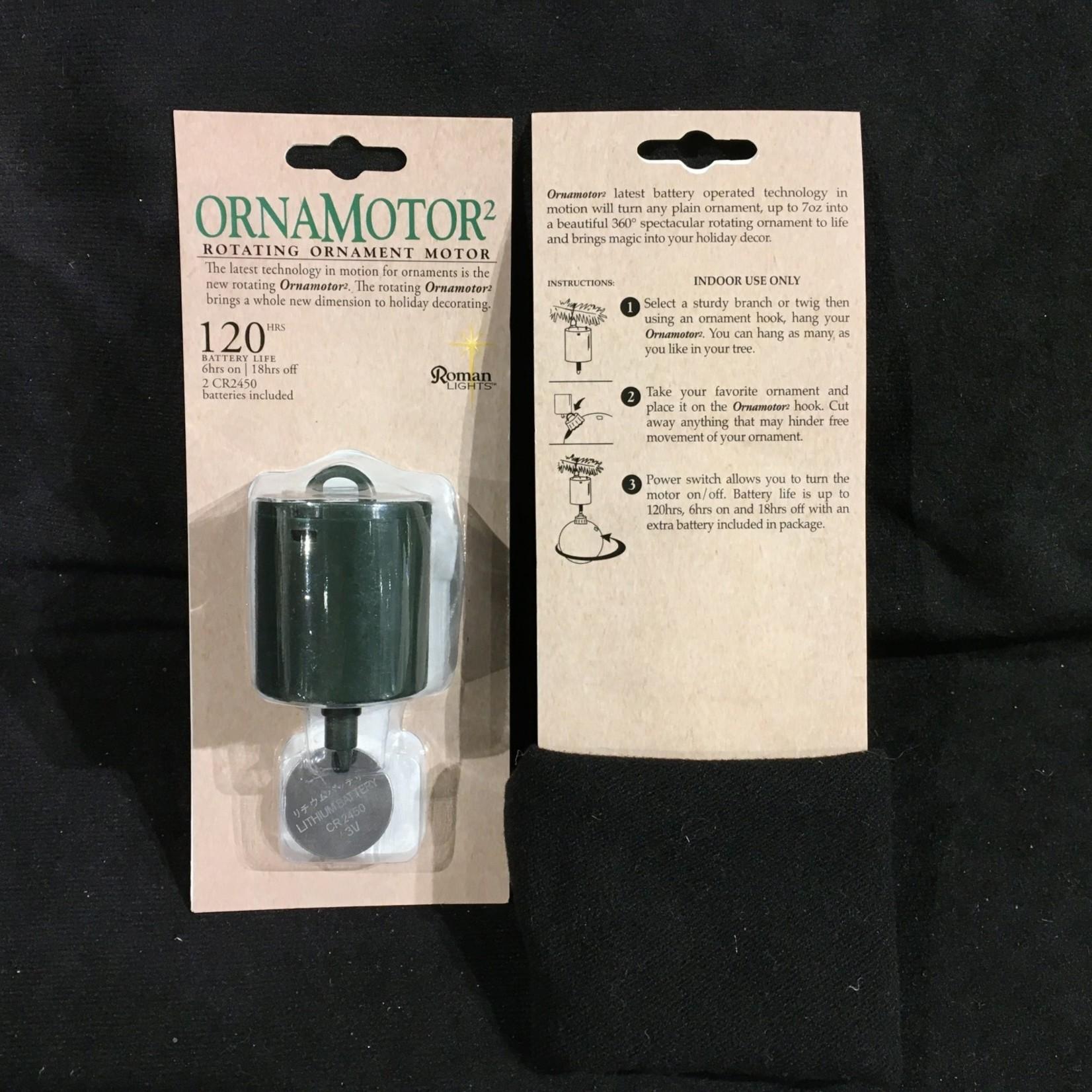 Battery Ornament Spinner