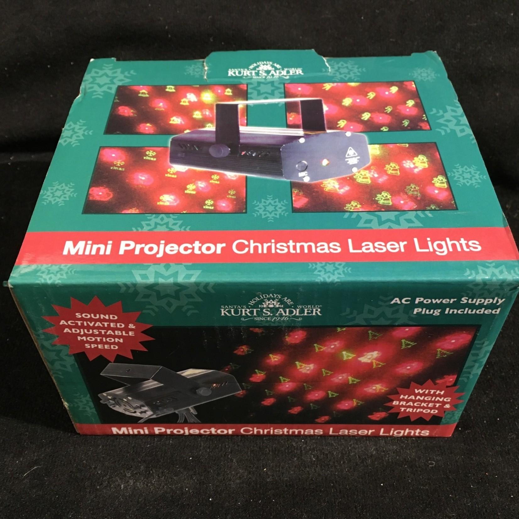 Laser Projector Light