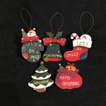 **Assorted Ornaments