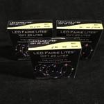 10' Assorted LED Fairie Lights