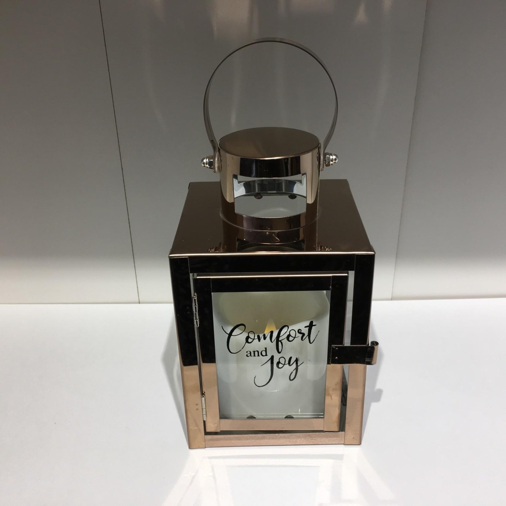 "Lantern - Comfort & Joy 4.25x8.75"""