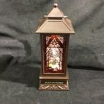 "12"" Holy Family Swirl Lantern"