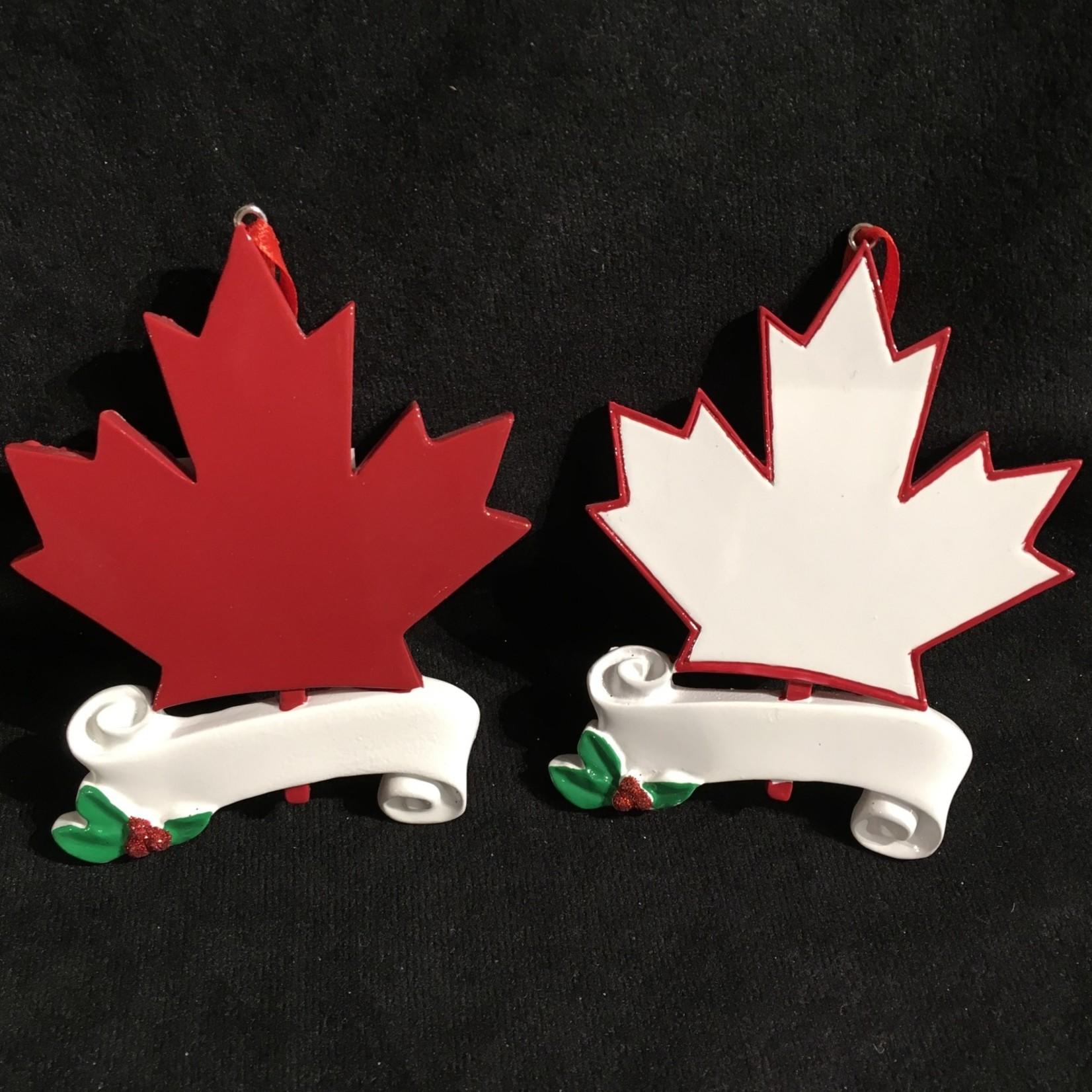 Pers. Canada Ornament 2A