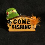 Gone Fishing Pers Orn