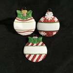 **Personalized Christmas Ball Orn 3A